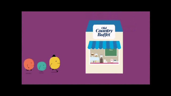 Old Country Buffet TV Spot, 'Family Night' - Thumbnail 1