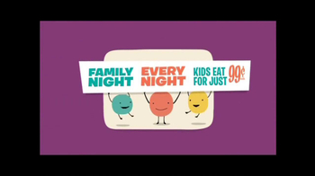 Old Country Buffet TV Spot, 'Family Night' - Thumbnail 9