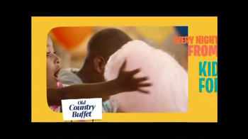 Old Country Buffet TV Spot, 'Family Night' - Thumbnail 7