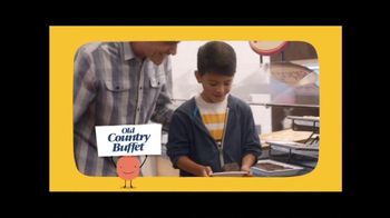 Old Country Buffet TV Spot, 'Family Night' - Thumbnail 8
