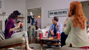 Wendy's Pretzel Bacon Cheeseburger TV Spot, 'Jury Duty' - Thumbnail 1