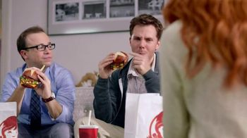 Wendy's Pretzel Bacon Cheeseburger TV Spot, 'Jury Duty' - Thumbnail 10
