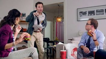 Wendy's Pretzel Bacon Cheeseburger TV Spot, 'Jury Duty' - Thumbnail 3