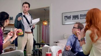 Wendy's Pretzel Bacon Cheeseburger TV Spot, 'Jury Duty' - Thumbnail 5