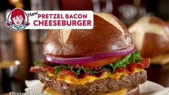 Wendy's Pretzel Bacon Cheeseburger TV Spot, 'Jury Duty' - Thumbnail 8