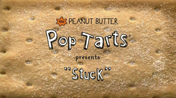 Peanut Butter Pop-Tarts TV Spot, 'Stuck' - Thumbnail 1
