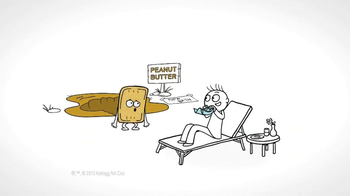 Peanut Butter Pop-Tarts TV Spot, 'Stuck' - Thumbnail 9