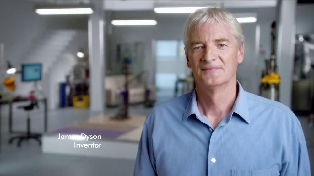 Dyson Ball TV Commercial, 'Twice'