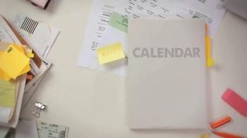 PNC Bank Virtual Wallet TV Spot, 'Calendar' - Thumbnail 1