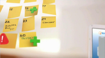 PNC Bank Virtual Wallet TV Spot, 'Calendar' - Thumbnail 8