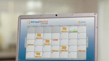 PNC Bank Virtual Wallet TV Spot, 'Calendar' - Thumbnail 9