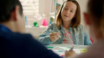 Crayola Marker Maker TV Spot, 'What's Your Favorite Color?' - Thumbnail 2
