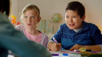 Crayola Marker Maker TV Spot, 'What's Your Favorite Color?' - Thumbnail 3