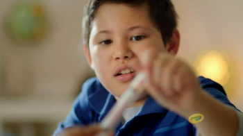 Crayola Marker Maker TV Spot, 'What's Your Favorite Color?' - Thumbnail 8