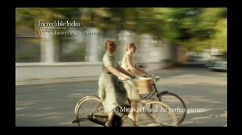 Incredible India TV Spot, 'Land of Pi' - Thumbnail 5