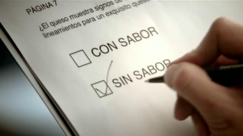 Cheez-It TV Spot, 'Pruebas de Sabor' [Spanish] - Thumbnail 9