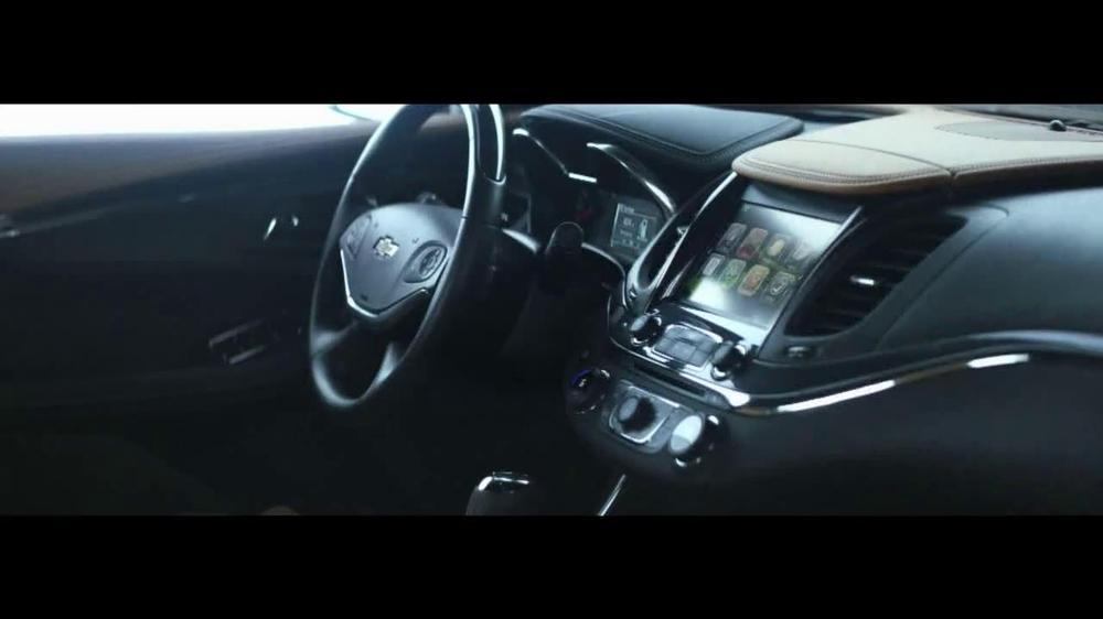 2014 Chevrolet Imapala TV Commercial, 'Made to Love ...