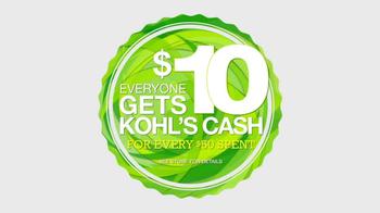 Kohl's Stack the Savings Sale  TV Spot - Thumbnail 9