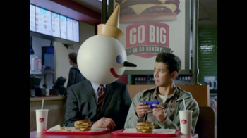 Jack in the Box Jack's Big Stack TV Spot, 'Mensajes de Texto' [Spanish] - Thumbnail 9