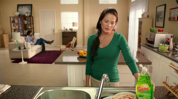 Ultra Gain Dishwashing Liquid TV Spot [Spanish] - Thumbnail 1