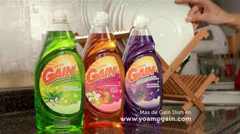 Ultra Gain Dishwashing Liquid TV Spot [Spanish] - Thumbnail 10