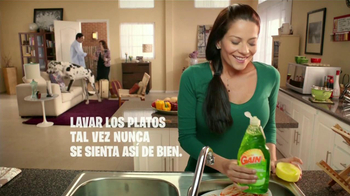 Ultra Gain Dishwashing Liquid TV Spot [Spanish] - Thumbnail 6