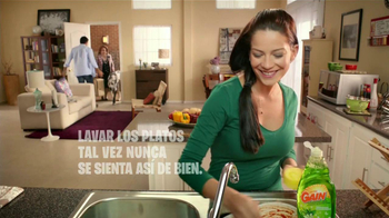 Ultra Gain Dishwashing Liquid TV Spot [Spanish] - Thumbnail 7