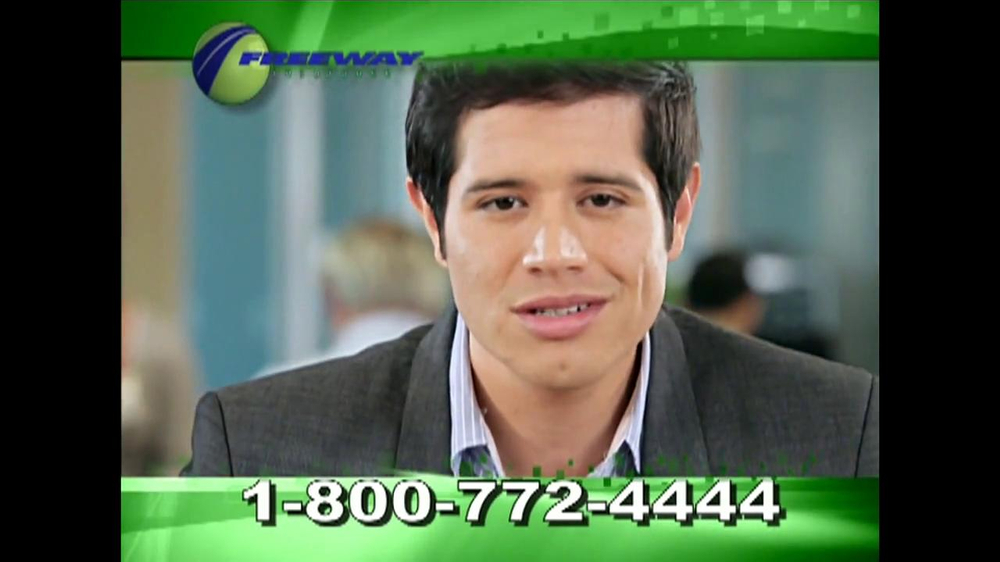 Freeway Insurance Commercial Televisivo