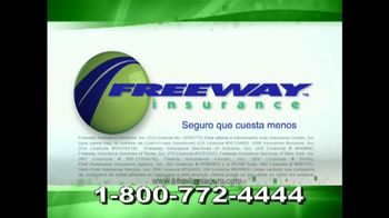 Freeway Insurance TV Spot [Spanish] - Thumbnail 10