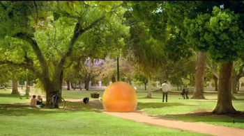 Metamucil TV Spot, \'Orange Blob\'