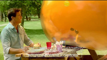 Metamucil TV Spot, 'Orange Blob' - Thumbnail 7