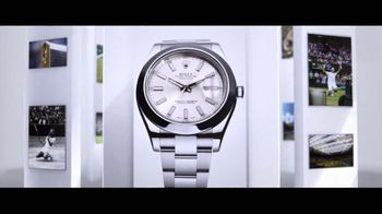 Rolex TV Spot, 'Telling History'