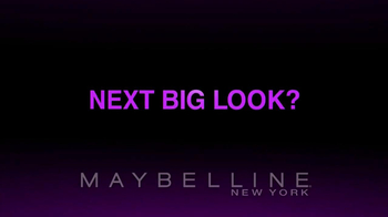 Maybelline New York Big Eyes Mascara TV Spot - Thumbnail 1