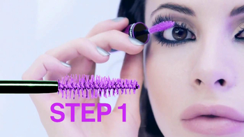 Maybelline New York Big Eyes Mascara TV Spot - Thumbnail 5