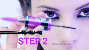 Maybelline New York Big Eyes Mascara TV Spot - Thumbnail 6