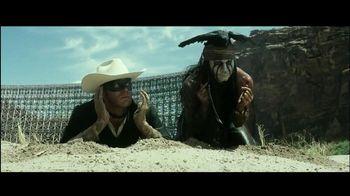 The Lone Ranger - Alternate Trailer 30