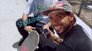 ION Camera TV Spot, 'Skateboarding' Feat. Manny Santiago