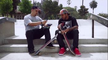 ION Camera TV Spot, 'Skateboarding' Feat. Manny Santiago - Thumbnail 2