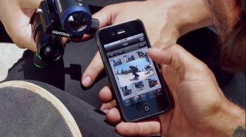 ION Camera TV Spot, 'Skateboarding' Feat. Manny Santiago - Thumbnail 9