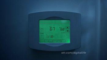 AT&T Digital Life TV Spot, 'Sleep Tighter'