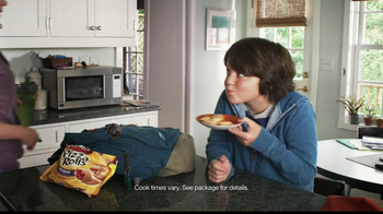 Totino's Pizza Rolls TV Spot, 'Dodge a Question' - Thumbnail 6