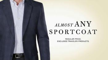JoS. A. Bank TV Spot, '2 Pants, Sportscoasts Free' - Thumbnail 3