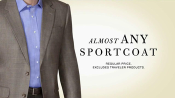 JoS. A. Bank TV Spot, '2 Pants, Sportscoasts Free' - Thumbnail 4