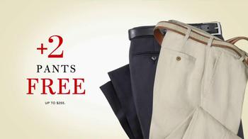 JoS. A. Bank TV Spot, '2 Pants, Sportscoasts Free' - Thumbnail 6