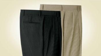 JoS. A. Bank TV Spot, '2 Pants, Sportscoasts Free' - Thumbnail 8