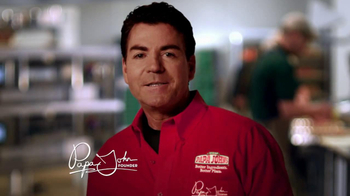 Papa John's BBQ Chicken & Bacon Pizza TV Spot - Thumbnail 1