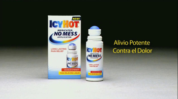 Icy Hot TV Spot, 'En El Trabajo' [Spanish] - Thumbnail 9