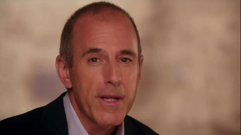 The More You Know TV Spot Featuring Matt Lauer - Thumbnail 7