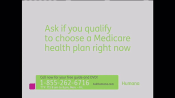 Humana TV Spot, 'New Healthcare Plans' - Thumbnail 10