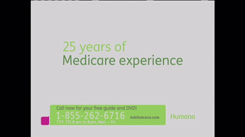 Humana TV Spot, 'New Healthcare Plans' - Thumbnail 5